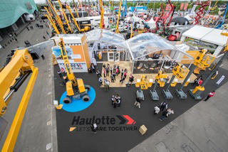 Haulotte Australia | Access Equipment (MEWP) & Telehandlers